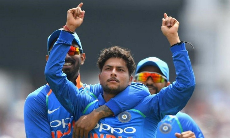 Kuldeep Yadav Breaks Into Top 10 in ODI Player Rankings