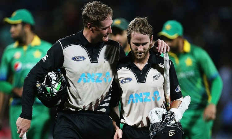 New Zealand refuse to tour Pakistan citing security reasons