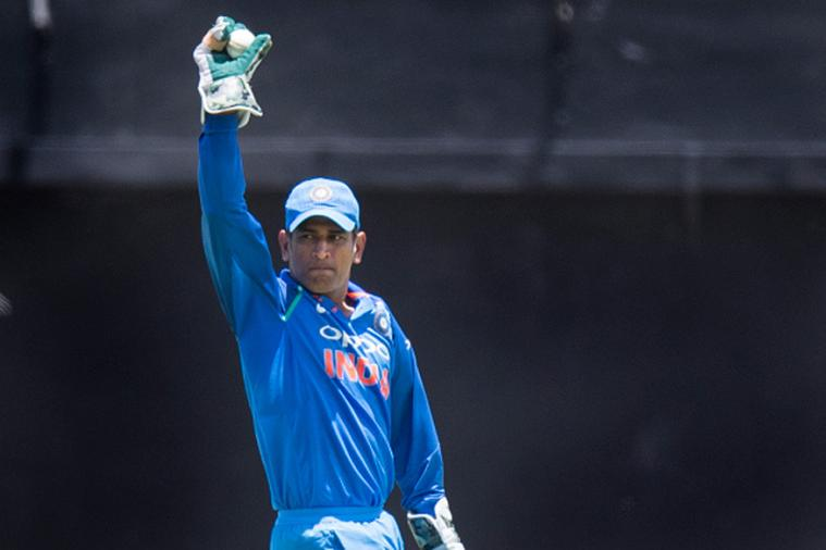 ms dhoni complete 300 catches in ODI