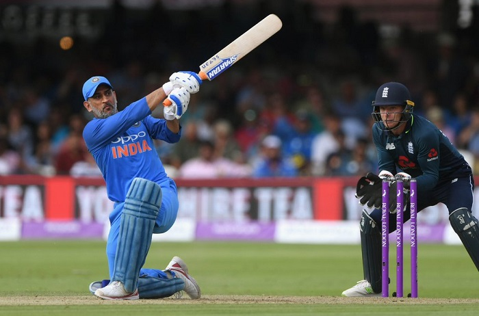 62 runs needed by ms Dhoni to become the highest scorer in India England matches