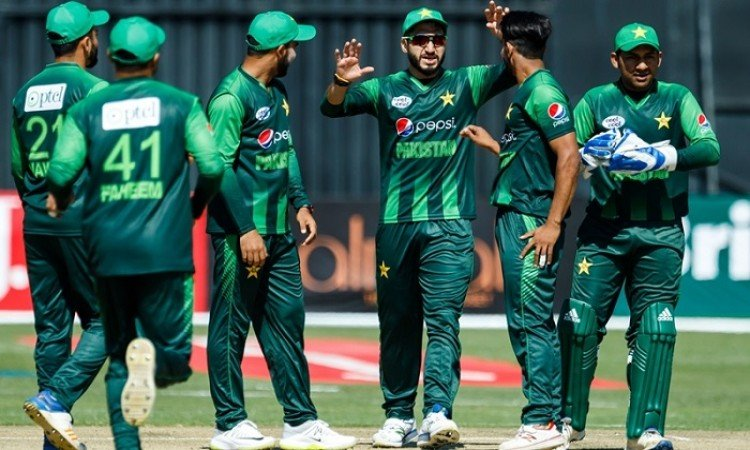 pakistan beat australia by 45 runs in fifth t20i of tri series