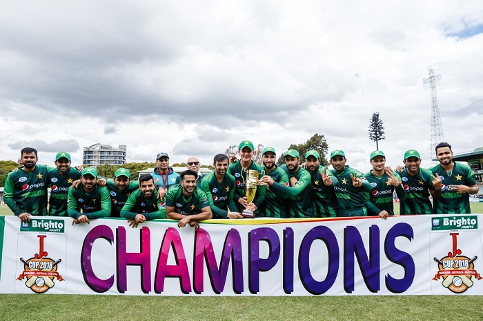 Pakistan maintain top position with Tri-Series victory