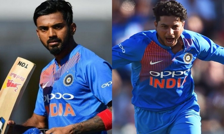 Rahul, Kuldeep architect India's 8-wkt win in first T20I vs England