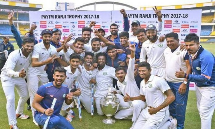 BCCI announces 37 team Ranji Trophy for 2018-19 season
