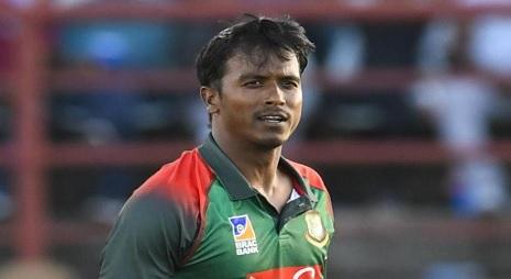 वेस्टइंडीज के खिलाफ तीसरे वनडे में बांग्लादेश के तेज गेंदबाज रूबेल हुसैन ने की ऐसी हरकत, आईसीसी ने ल