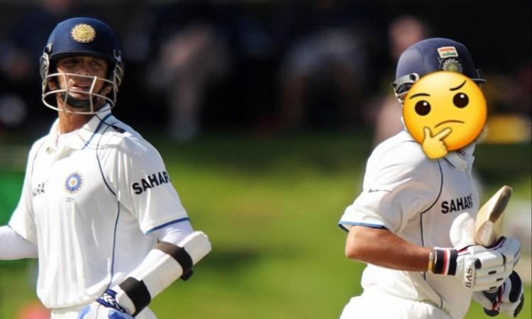 'I'd pick Sachin Tendulkar to bat for my life says Rahul Dravid