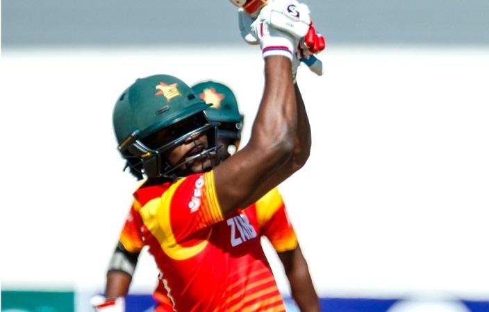 Solomon Mire 94 lifts Zimbabwe to 162