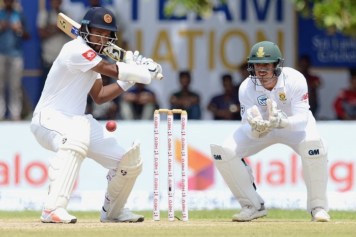sri lanka opt to bat first against south africa in second test match
