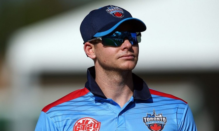 Steve Smith replaces Shakib Al Hasan in Barbados Tridents squad for CPL 2018