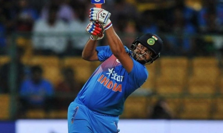 suresh raina need 71 runs to complete 8000 t20 runs