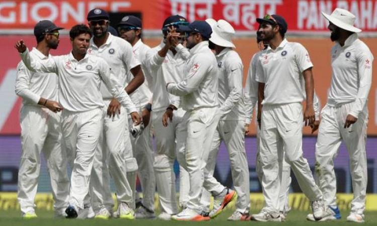 kuldeep yadav test cricket