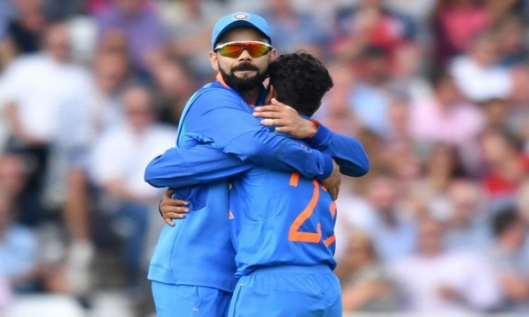 Might be tempted to play Kuldeep, Chahal in Tests says virat Kohli