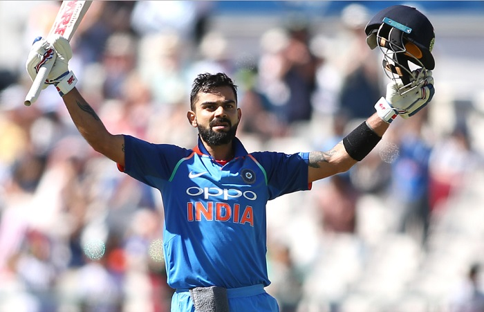 Virat Kohli fastest to 2000 T20I runs