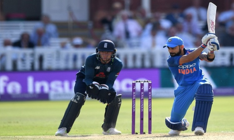 Virat Kohli retains top ODI spot, Joe Root shoots to No.2