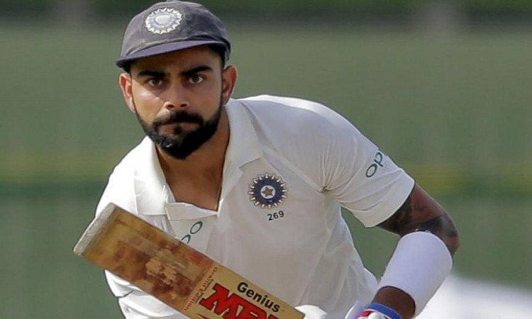Virat Kohli says he has nothing to prove ahead of England Tests
