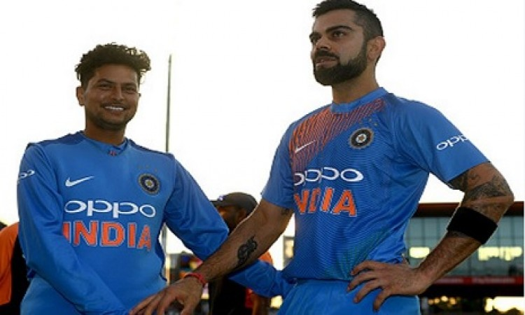 इंग्लैंड के खिलाफ मिली जीत के  बाद कोहली ने खोला राज, इस रणनीति के इस्तमाल के कारण मिली जीत Images