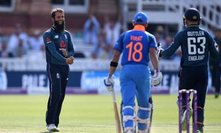 भारत बनाम इंग्लैंड ( तीसरा वनडे): जानिए कितने बजे से और कहां देख सकेंगे मैच का लाइव टेलीकास्ट Images