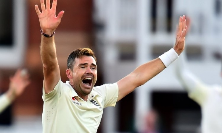 लॉर्ड्स टेस्ट में जेम्स एंडरसन ने रचा इतिहास, ऐसा कमाल करने वाले पहले गेंदबाज बने Images