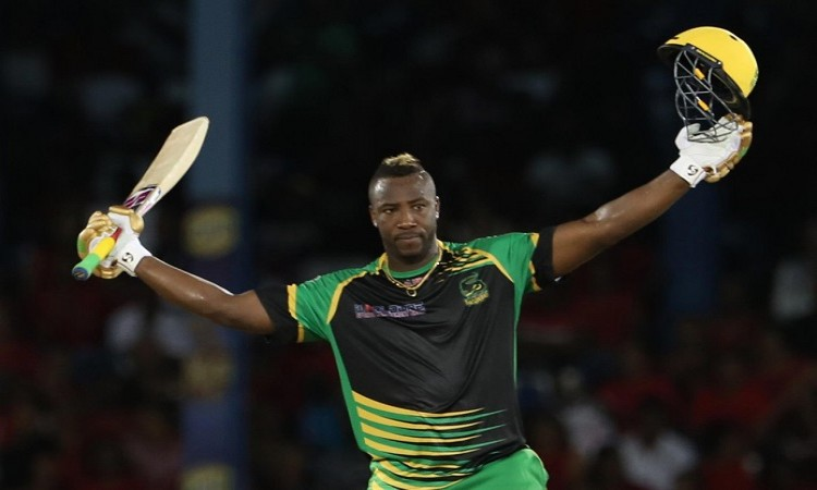 andre russell CPL