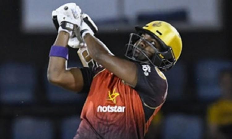 डैरेन ब्रावो ने इस गेंदबाज की एक ओवर में जमाए 5 छक्के, इतने कम गेंद पर खेली 94 रन की तूफानी पारी Ima
