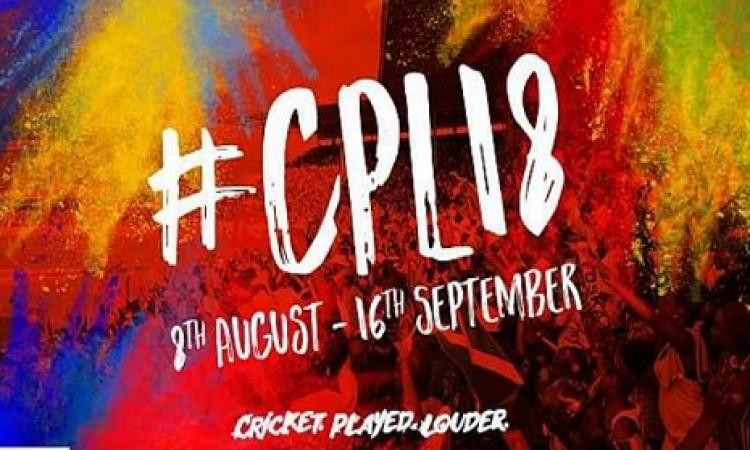 CPL 2018: फैन्स के लिए बुरी खबर, यह महान दिग्गज हुआ टूर्नामेंट से बाहर BREAKING Images