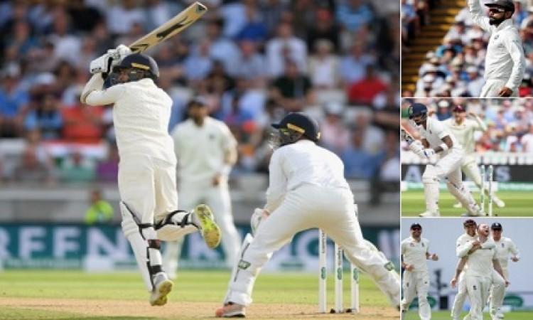 ENGvIND: दूसरे टेस्ट के लिए टीम की हुई घोषणा, एक साथ दो खिलाड़ियों की छुट्टी Images