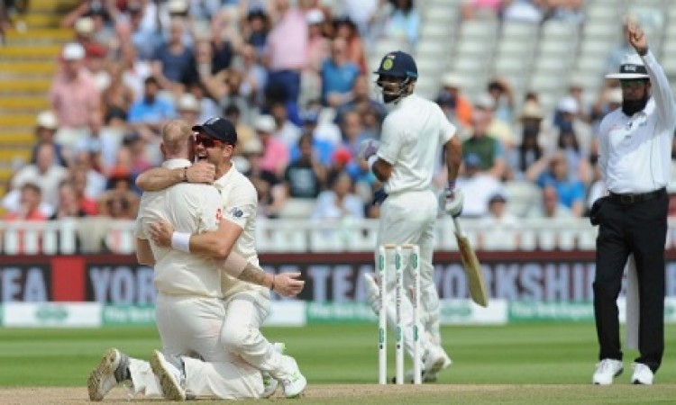 पहले टेस्ट में भारत को मिली 31 रनों से हार और बन गया ये अनचाहा रिकॉर्ड Images
