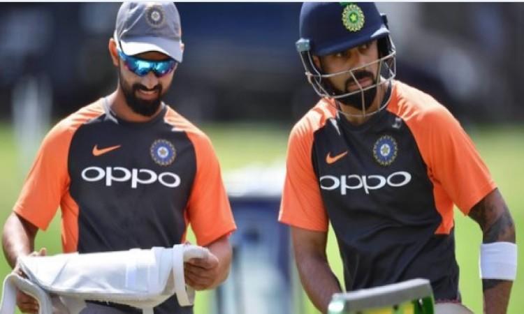 BREAKING लॉर्ड्स टेस्ट शुरू होने से पहले भारतीय टीम के लिए आई बुरी खबर Images