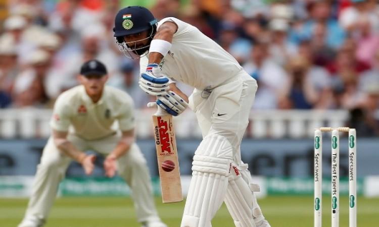 टेस्ट मैच के चौथे दिन ऐसा करने में कोहली और दिनेश कार्तिक करने में सफल रहे तो जीतेगी टीम इंडिया Imag