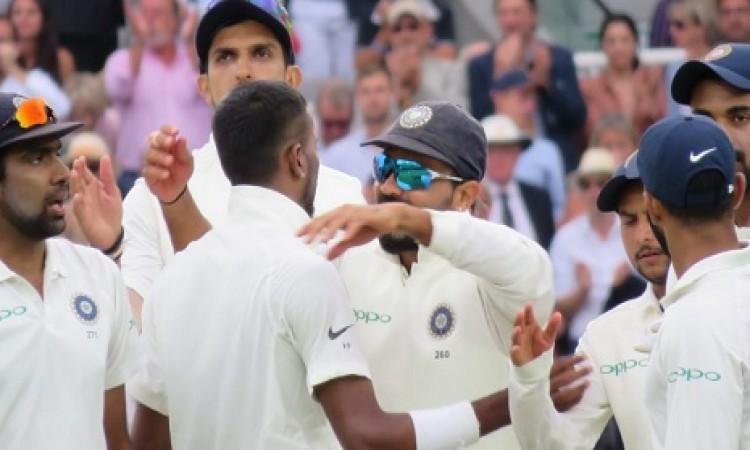 लॉर्ड्स टेस्ट: चौथे दिन के खेल को लेकर आई बुरी खबर, जानिए आज का खेल हो पाएगा या नहीं Images