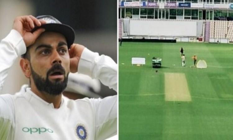 चौथे टेस्ट से पहले आई मौसम को लेकर बड़ी खबर, जानिए पहला दिन का खेल हो पाएंगा या नहीं Images