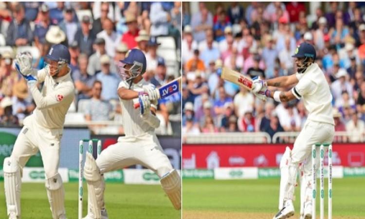 ट्रेंट ब्रिज टेस्ट में भारत की पहली पारी 329 रनों पर सिमटी, जानिए भारत की पारी का पूरा स्कोरकार्ड Im
