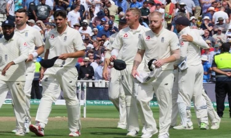 दूसरे टेस्ट के लिए इंग्लैंड की टीम घोषित, दो बड़े बदलाव  Images