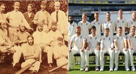 इंग्लैंड की टीम ने टेस्ट क्रिकेट के इतिहास में रच दिया ऐतिहासिक कारनामा Images