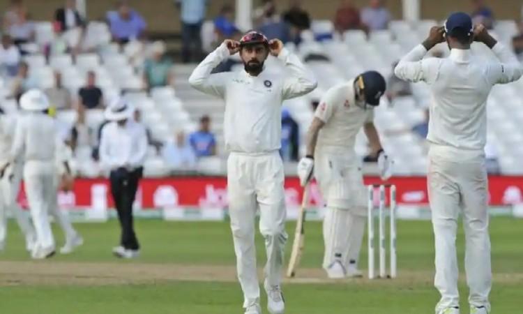 तीसरे टेस्ट में इंग्लैंड को 203 रन से हराकर भारत ने इंग्लैंड के खिलाफ दर्ज की तीसरी सबसे बड़ी जीत Im