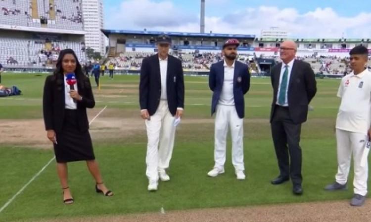 इंग्लैंड के खिलाफ पहले टेस्ट मैच में भारत ने प्लेइंग इलेवन में किया चौंकाने वाला बदलाव, दिग्गज की छु