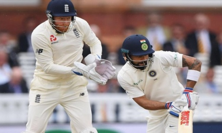 ट्रेंट ब्रिज टेस्ट के दूसरे दिन के खेल को लेकर आई बुरी खबर, जानिए आजका खेल हो पाएंगा या नहीं ? Image