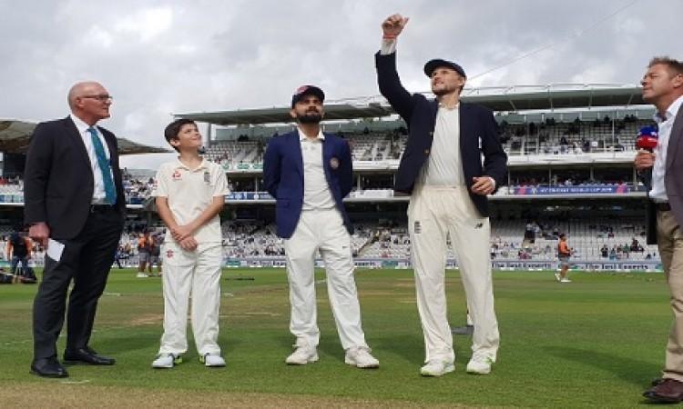 लॉर्ड्स टेस्ट में इंग्लैंड के कप्तान जो रूट ने इस कारण टॉस जीतकर पहले फाल्डिंग करने का फैसला किया Im