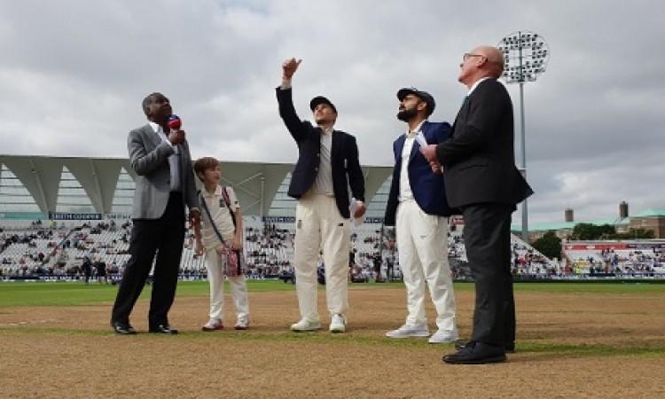तीसरे टेस्ट में टॉस जीतकर जो रूट ने इस कारण किया फील्डिंग करने का फैसला BREAKING Images