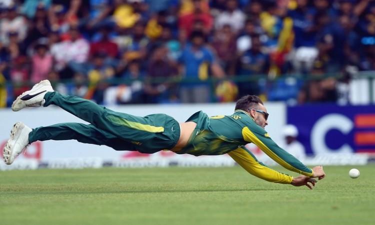 Faf Du Plessis vs Sri Lanka