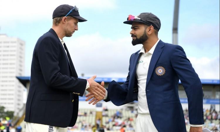 India vs England 4th test