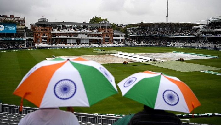 Incessant rain washes out Day 1 of 2nd Test