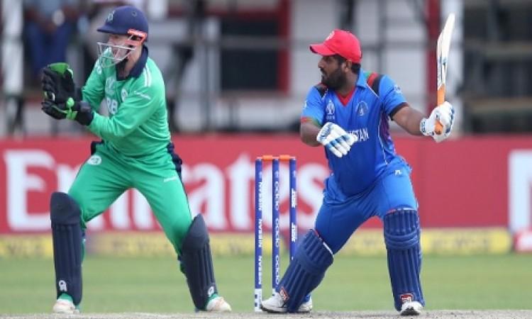 अफगानिस्तान के खिलाफ टी-20 सीरीज के लिए आयरलैंड की टीम घोषित Images