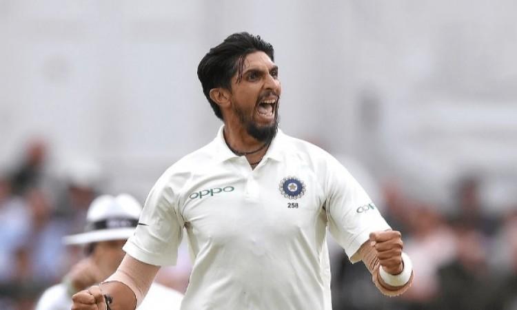 ईशांत शर्मा ने अपनी गेंदबाजी से बनाया ऐसा रिकॉर्ड जिसकी कल्पना कोई नहीं कर सकता था Images