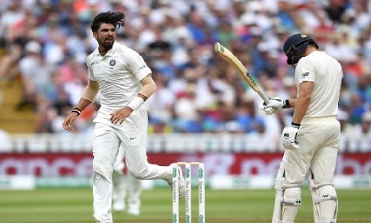ईशांत ने इंग्लैंड के बल्लेबाज डेविड मलान को आउट करने के बाद मनाया था ऐसा जश्न, मिली ये बड़ी सजा Imag