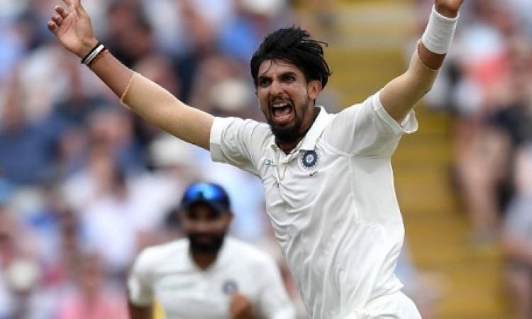 इशांत शर्मा ने 5 विकेट लेकर एक साथ दो बड़े दिग्गज पूर्व गेंदबाज की कर ली बराबरी Images