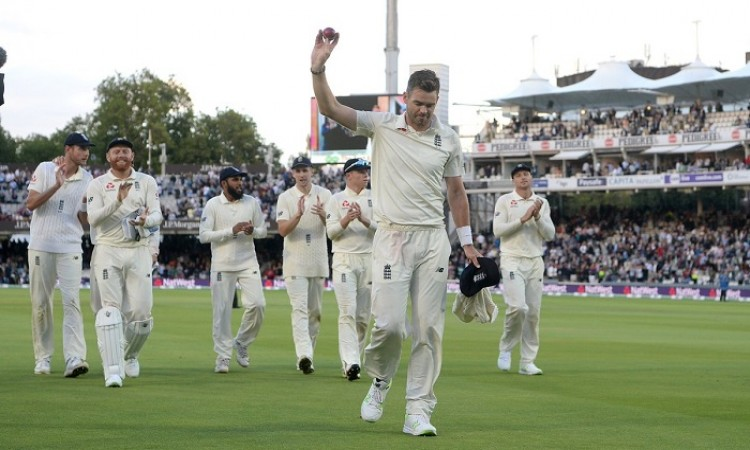 James Anderson Lord's