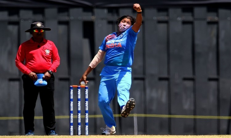 Indian Women Cricketer Jhulan Goswami