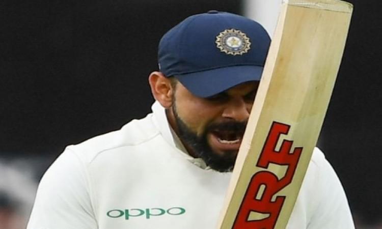 ट्रेंट ब्रिज टेस्ट के पहले दिन कोहली शतक से चुके, भारत ने बनाए 6 विकेट पर 307 रन Images