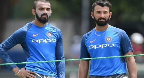चेतेश्वर पुजारा की जगह पहला टेस्ट मैच खेल रहे केएल राहुल ने कही ये दिल को छूने वाली बात Images